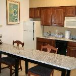 Suites Fully Equipped Kitchen