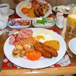 Martin's Full English Breakfast
