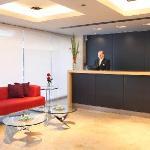 Aspen Suites Hotel - Front Desk & Lobby