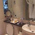 Our en-suite bathroom