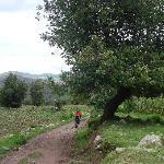 Biking in Chicon Urubamba 02