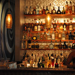 Tequila bar - with over 50 to choose from
