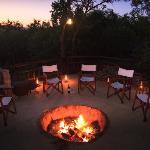 Glorious bliss in the bush, Shayamoya's fire, Pongola