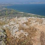 Trip to the cliff - Sea of Galilee
