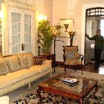 Suite -- Living Area
