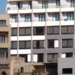Edificio desde el puerto