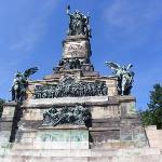 Das Niederwalddenkmal.