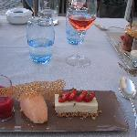 Desserts - yes, that is the crumble