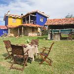 En el centro de Asturias, playas y acantilados