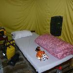 Habitación de 4 camas