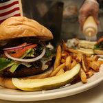 Truck Driver - 1lb Burger
