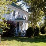 The property is beautifully restored and the area very scenic.