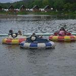 the bumper boats