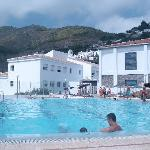 Pool at Frigiliana