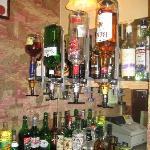 Licensed Bar Area