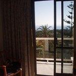 Blick aus dem Hotelzimmer (ohne störende Hotels)