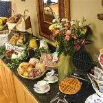 Start Your Day With Our Deluxe Continental Breakfast