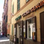 Foto van Trattoria da Pezzi