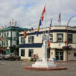 Milepost 0 des Alaska Highways
