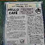 Cafe info