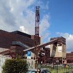 Kohlewäsche Zeche Zollverein