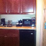 Little Kitchenette Area