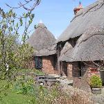 Drusilla's - over 200 years old, thatched and traditional