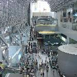 mai hall of JR Kyoto railway station