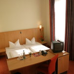 Doppelzimmer/double room: Kategorie Standard (category standard)