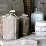 Longwood House, Hinterlassenschaften der Handwerker