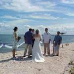Wedding on our Beach