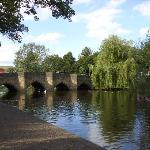 Bridge At Bakewell