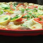 Our Garden Pizza