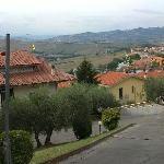 Tavullia...pretty and fab views!