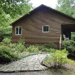 Laurelwood cabin