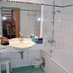 bagno ( wc su stanzino separato)