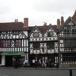 In Stratford - old houses