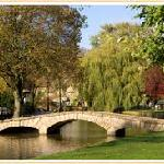 One of the lovely bridges in Bourton on the Water