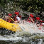 NOC Rafting on Upper Pigeon