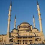 mezquita lo mas bonito de ankara
