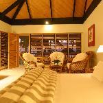 Interior of Oceanview & Beachfront Spa