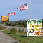 The Northern Lights Motel of Wawa, Ontario