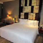 ホテル自慢のHeavenly Bed