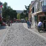 Eski Foca main street