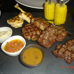 Kobe mixed grill for two