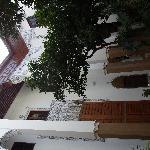 Riad Laaroussa - Innenhof 3