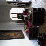 Riad Laaroussa - Sitzecke 1