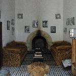 Riad Laaroussa - Sitzecke 2