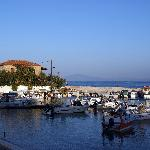 Early Morning in Stoupa