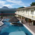 alberca Hotel ISSEMyM